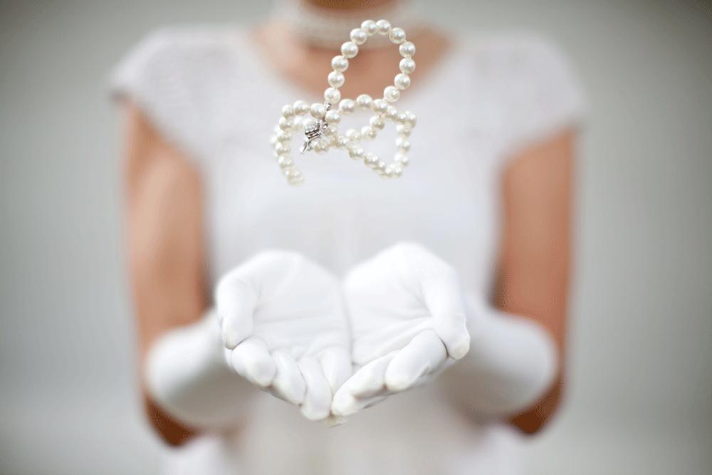 bijoux pour mariage perle d 39 art de marque simon simon made in france. Black Bedroom Furniture Sets. Home Design Ideas